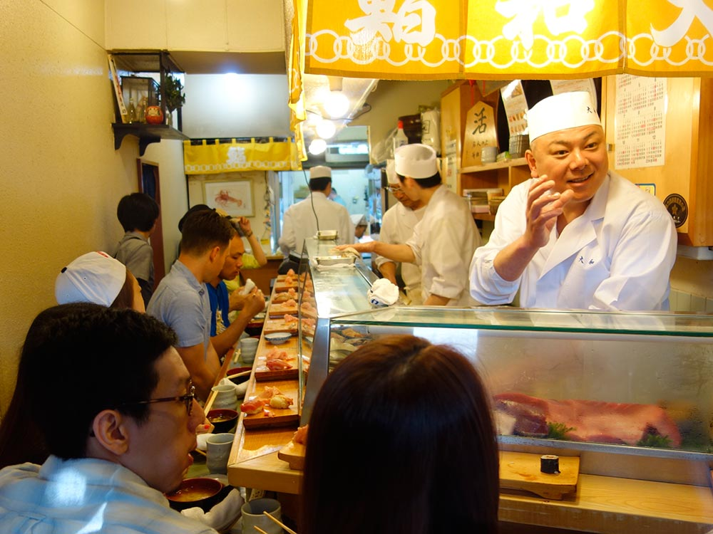 Gourmet Tour of Japan