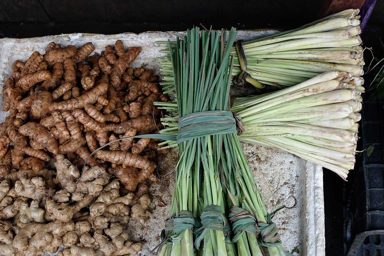 Vietnamese cooking ingredients