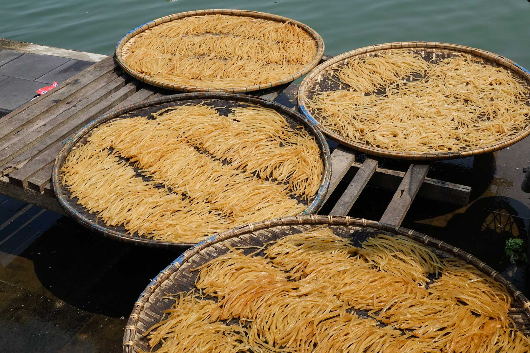 Cao Lau Noodels from Hoi An