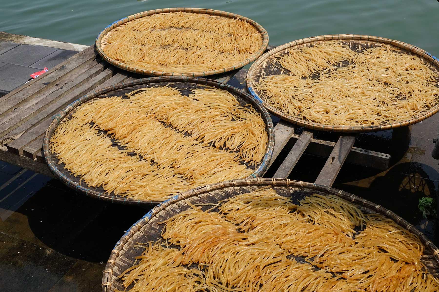 Cao Lau Noodles from Hoi An