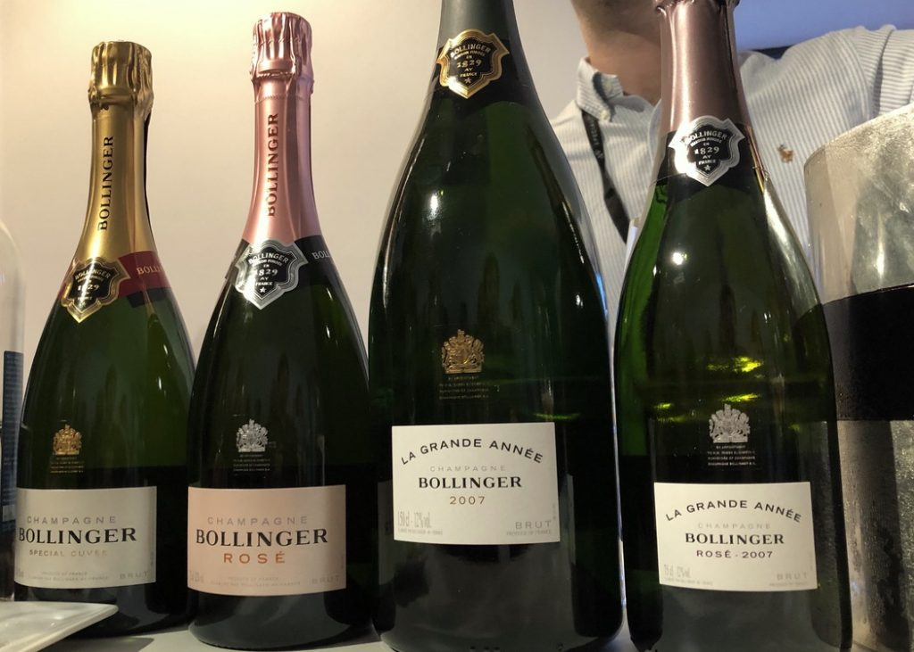 The Champagne Show